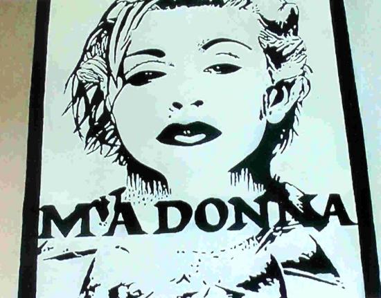 Madonna by Monique